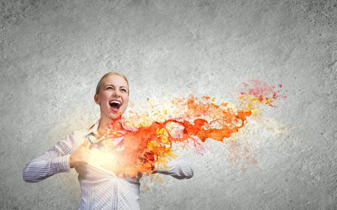 A harag nemcsak mérgezhet, taníthat is